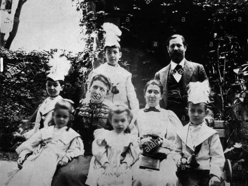 Freud - familia completa