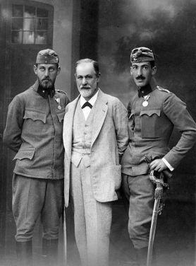 Freud - Hijos guerra