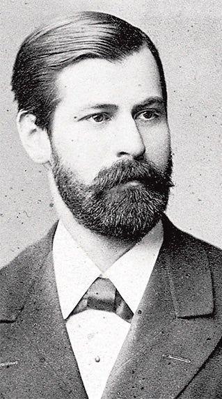 Juventud - 27 años (1883)