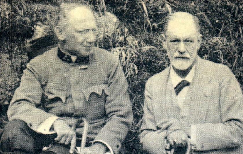 Freud+y+Ferenczi